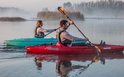 Kayaking Tips for Beginners: 4 Things to Get Before Your First Paddle