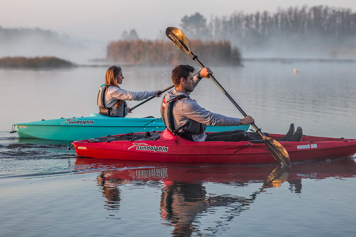 Kayaking For Beginners - Begin a Great Kayaking Experience